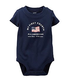 Carter's® Baby Boys' First 4th Of July Bodysuit
