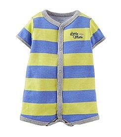 Carter's® Baby Boys' Cotton Striped Creeper