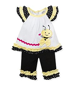 Baby Essentials® 2-Piece Bee Outfit Set