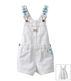 OshKosh B'Gosh® Baby Girls' Shortalls