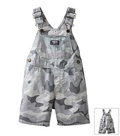 OshKosh B'Gosh® Baby Boys' Camo Shortalls