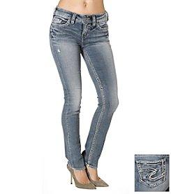 Silver Jeans Co. Suki Mid Slim Jean