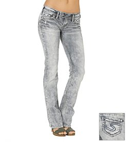 Silver Jeans Co. Tuesday Low Bootcut Jean