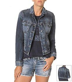 Silver Jeans Co. Joga Jean Jacket