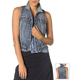 Silver Jeans Co. Cropped Joga Vest