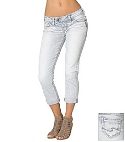Silver Jeans Co. Tuesday Low Cuffed Capri