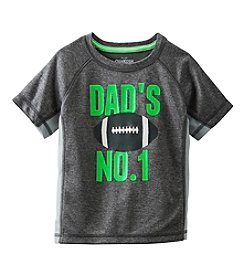 OshKosh B'Gosh® Boys' 2T-4T Dad's Number 1 Footballer Tee