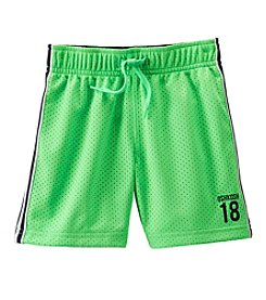 OshKosh B'Gosh® Boys' 2T-7 Mesh Shorts