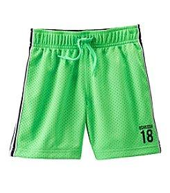 OshKosh B'Gosh® Boys' 2T-7 Mesh Shorts