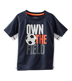 OshKosh B'Gosh® Boys' 2T-7 Own The Field Tee