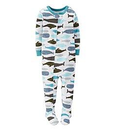 Carter's® Baby Boys 1-Piece Snug Fit Cotton Pjs