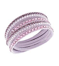 Swarovski® Slake Pink Deluxe Bracelet