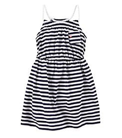 Carter's® Girls' 2T-6X Striped Dress