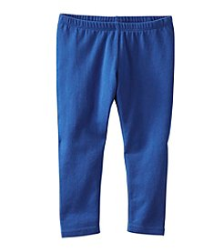 OshKosh B'Gosh® Girls' 2T-6X Solid Capri Leggings