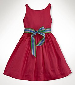 Ralph Lauren Childrenswear Girls' 2T-6X Fit & Flare Dress