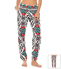 Becca® Boho Swim Coverup Pants