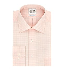 Eagle® Men's Regular Fit Micro Check Dress Shirt