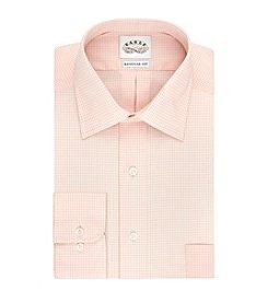Eagle® Men's Regular Fit Micro Check Dress Shirt
