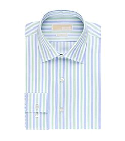 MICHAEL Michael Kors® Men's Regular Fit Multi Stripe Dress Shirt