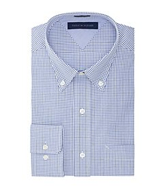 Tommy Hilfiger® Men's Big & Tall Pinstripe Point Dress Shirt
