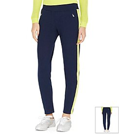Lauren Active® Skinny Pull-On Pants