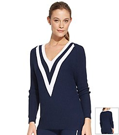 Lauren Active® Cotton Cricket Sweater
