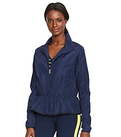 Lauren Active® Drawcord-Waist Active Jacket