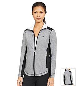 Lauren Active® Full-Zip Mockneck Jacket