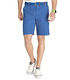 Izod® Men's Big & Tall Flat Front Saltwater Short