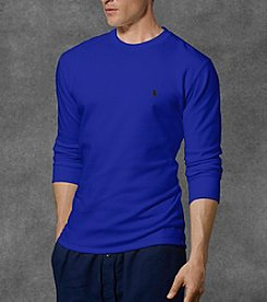 Polo Ralph Lauren® Men's Waffle Crew Neck Shirt