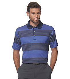 PGA TOUR® Men's Short Sleeve Birdseye Jacquard Polo