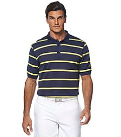 Callaway® Men's Short Sleeve Auto Stripe Polo