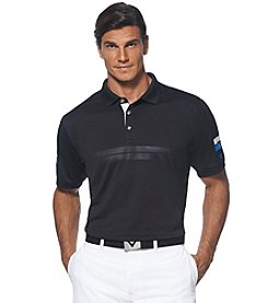 Callaway® Men's Short Sleeve Solid Vent Polo