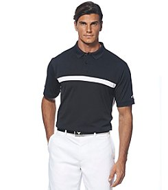 Callaway® Men's Short Sleeve Ventblock Tech Polo