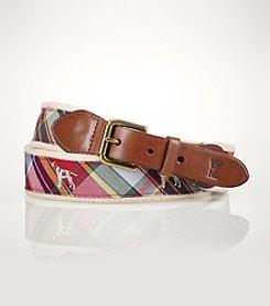 Polo Ralph Lauren® Men's Mardas With Dog Belt