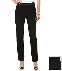 Rafaella® Solid Powerstretch Pants