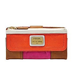 Fossil® Emory Colorblock Clutch