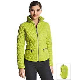 MICHAEL Michael Kors® Short Packable Down Coat