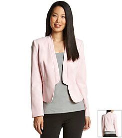 Nine West® Seamed Collar Jacket