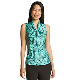 Nine West® Bow Blouse Cami