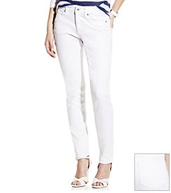Vince Camuto® Five Pocket Skinny Jeans