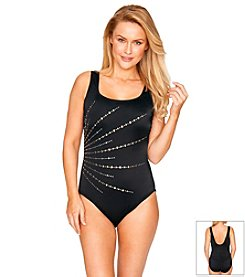 Longitude® Embellishment Fan One Piece