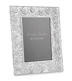 Waterford® Monique Lhuilier® Sunday Rose Crystal 5x7