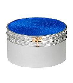 Vera Wang® Wedgwood Treasures With Love Blue Dragonfly Treasure Box