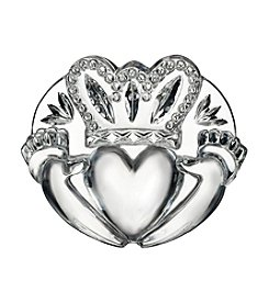 Waterford® Claddagh Crystal Collectible