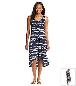 Jones New York Sport® Petites' Tie Dye Tank Dress