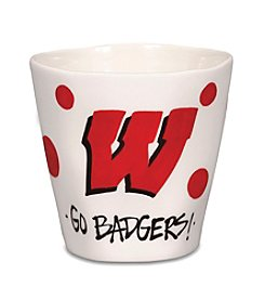 NCAA® University of Wisconsin Wobbly Mug
