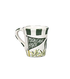NCAA® Michigan State University Flags Mug