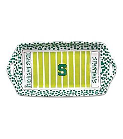 Magnolia Lane NCAA® Michigan State University Stadium Tray