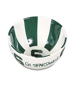 Magnolia Lane NCAA® Michigan State Spartans Small Bowl